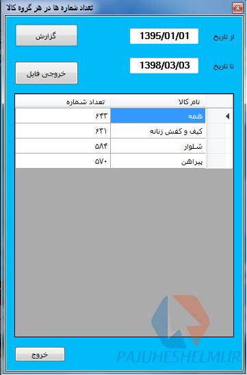فروش یار- نرم افزار جمع آوری شماره تماس مشتریان و ارسال پیامک